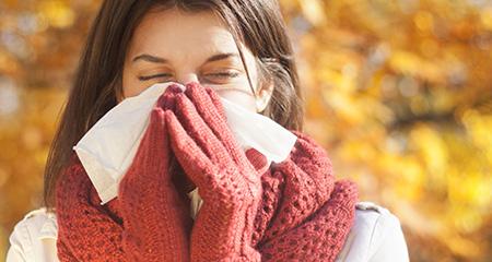 Аллергия и простуда: основные различия