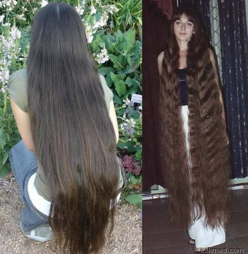 Отрастить густые длинные волосы в домашних условиях