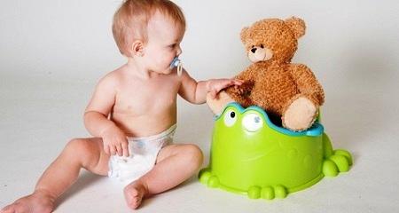 Как отучить ребенка от памперсов: несколько советов