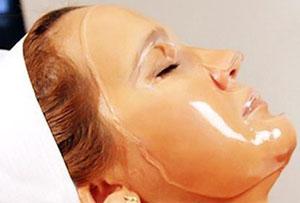 Правила нанесения желатиновой маски для лица
