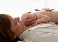 Сокращение матки после родов
