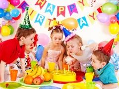 Как провести день рождения ребенка