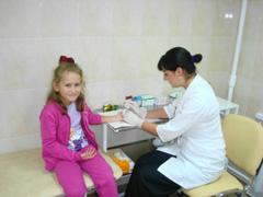 сдать анализ крови ребенку