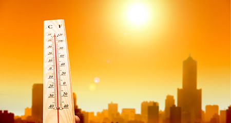 Советы жителям мегаполиса: спасаемся от жары