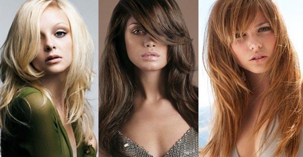 Как выбрать красивую женскую стрижку для густых длинных волос