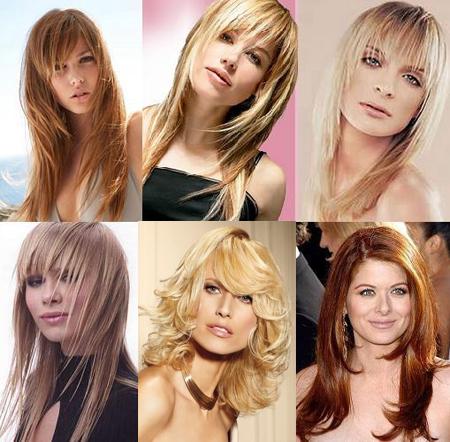 Как выбрать красивую женскую стрижку для тонких длинных волос