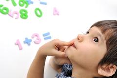 Как выучить цифры с малышом?