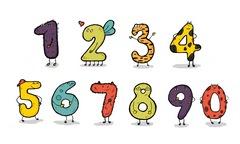 Как выучить цифры, играя с малышами