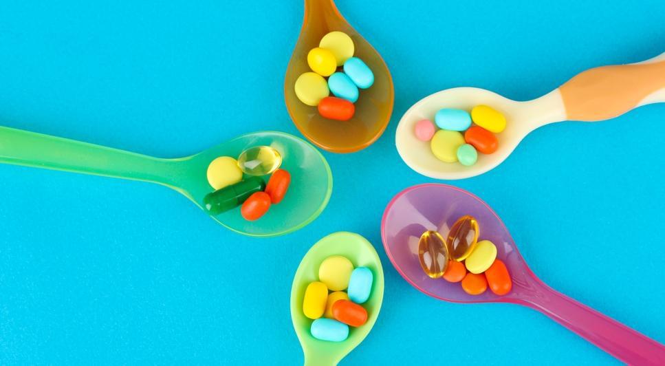 Какие витамины нужны детям?