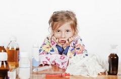 Средство от насморка для детей