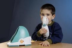 Небулайзер при насморке для детей