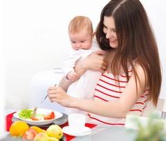 Какой должна быть диета кормящей мамы?