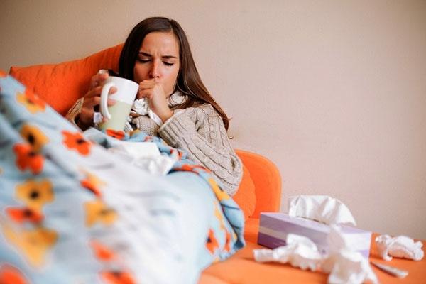 Кашель в 3 триместере беременности