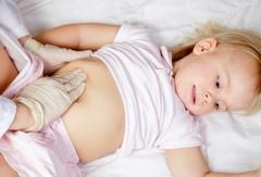 Кишечный грипп у детей