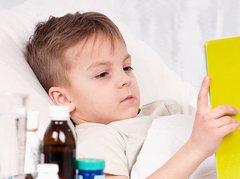Лечение кишечного гриппа у детей