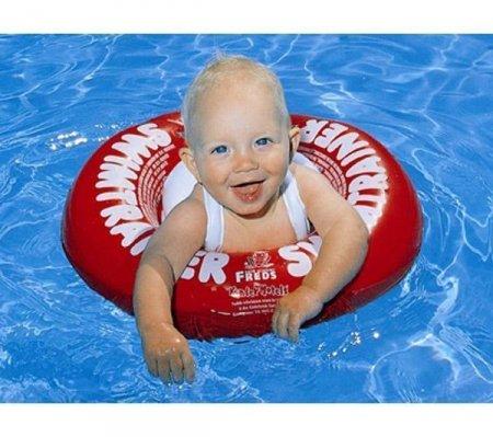 Обучение плаванию детей до 3 лет