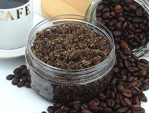 Кофейный скраб от растяжек