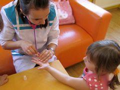 Как сдать анализы ребенку?
