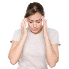 когда голова болит