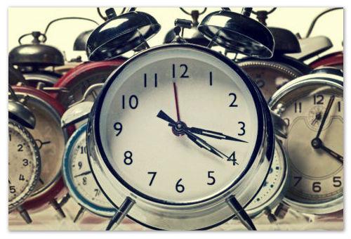 Кормление по часам, как издержки прошлого