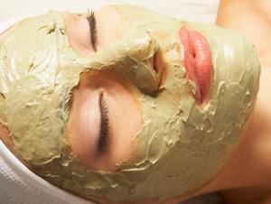 косметическая глина, фото