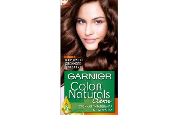 Краска для волос Гарньер — палитра цветов и фото волос