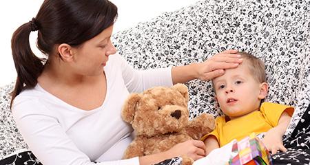 Как распознать ларинготрахеит у детей: симптомы