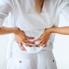 Профилактика болей в спине после родов