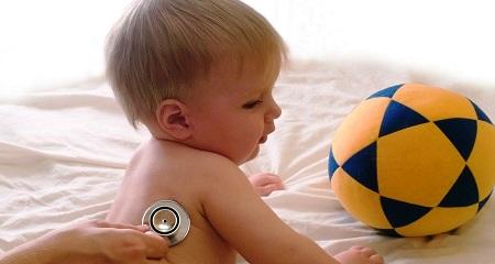 Особенности лечения пневмонии у детей