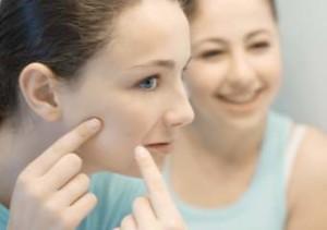 лечение прыщей на лице, фото