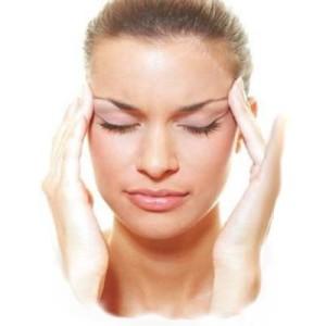 легкая головная боль
