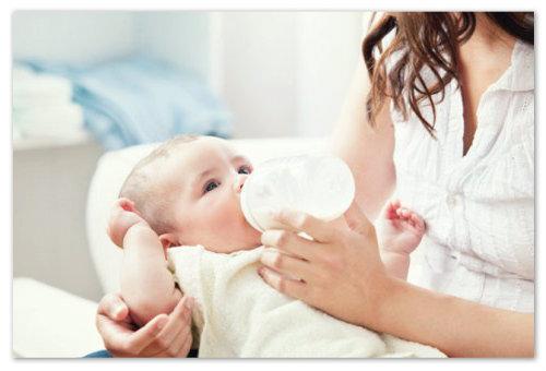 Кальций для новорожденного