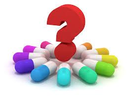 лекарства и вопрос