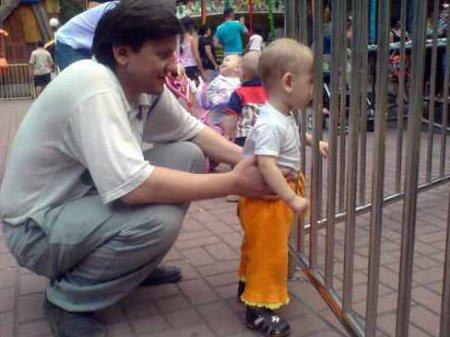 Воспитание ребёнка в 1 год