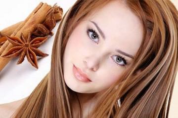 маска для волос с медом и корицей