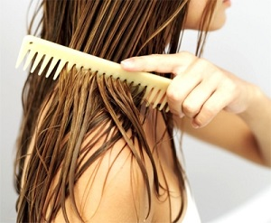 Маска для стимулирования роста волос