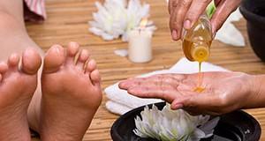 Масло для массажа в домашних условиях