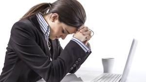 мигрень и усталость