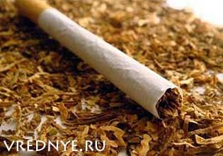 получение никотина из табака