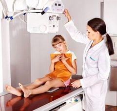 Вреден ли рентген ребенку?