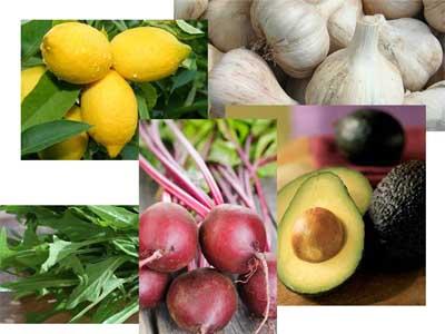 продукты для здоровья печени