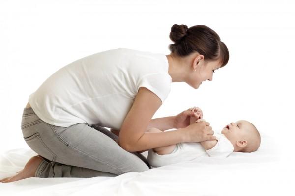 Занятие с малышом
