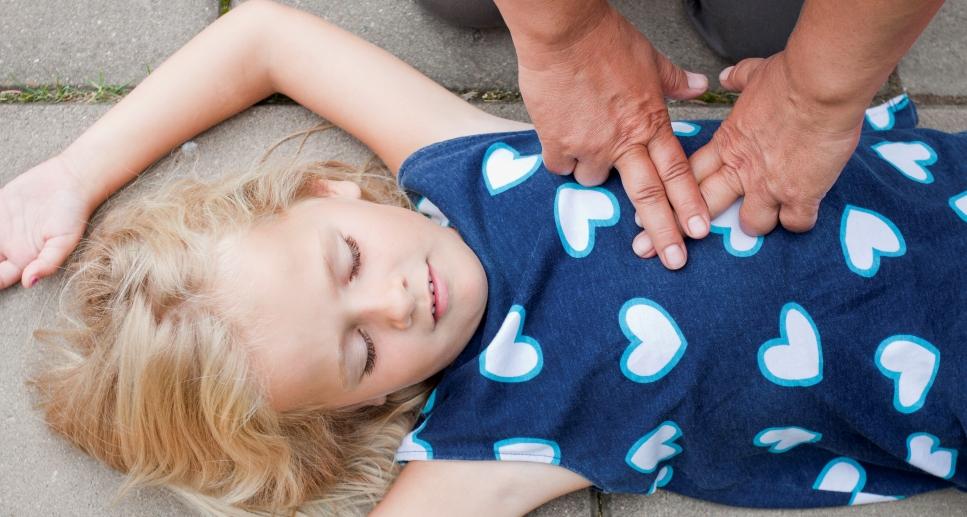 Ситуации, в которых может потребоваться неотложная помощь детям