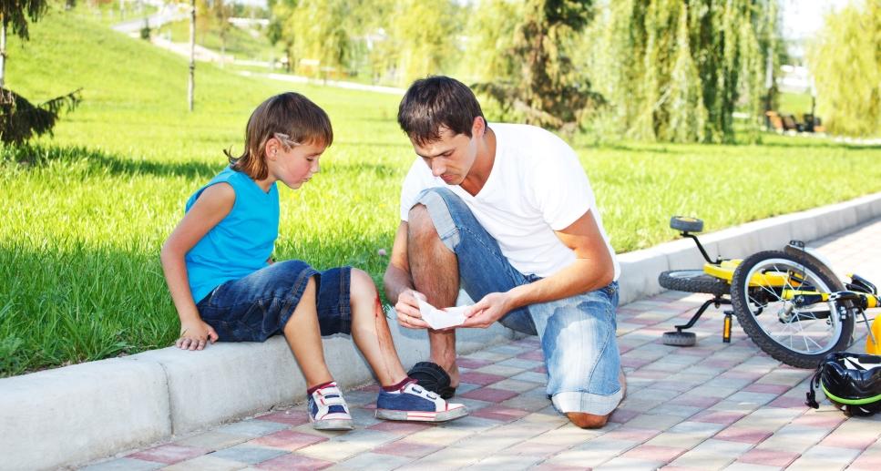 Оказание неотложной помощи детям в зависимости от ситуации
