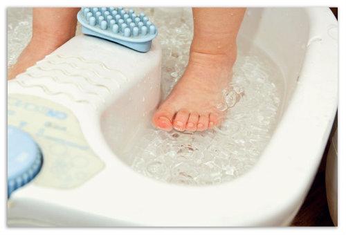Ванночка для ног.