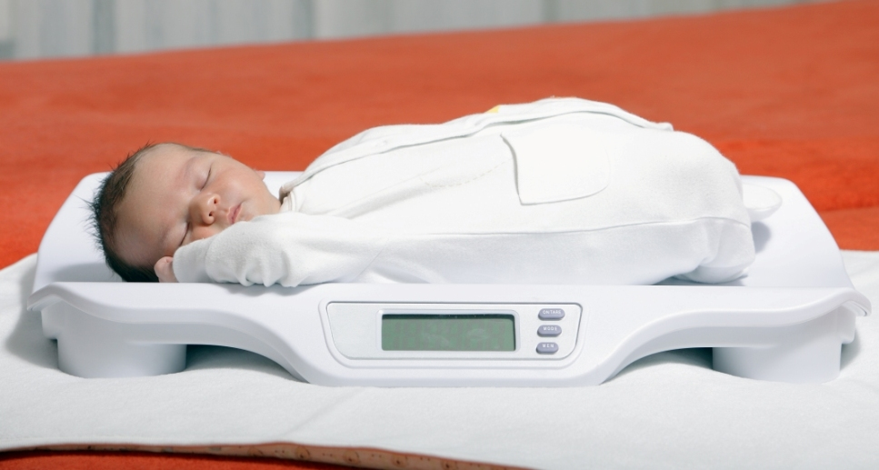 Нормы веса у детей в соответствии с ВОЗ