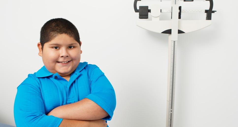 Отклонения от нормального веса у ребенка