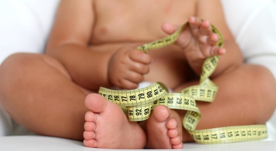 Нормативы роста детей до года
