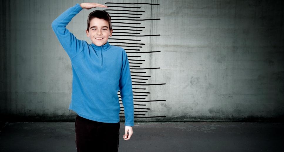 Нормы роста детей в подростковом возрасте