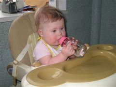 Новорожденные с синдромом Дауна